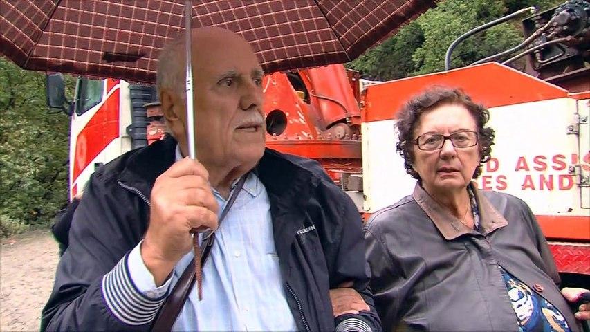 Εκτροπή λεωφορείου στο οποίο επέβαιναν μέλη ΚΑΠΗ