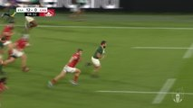 RUGBY UNION: 2019 World Cup: South Africa 66-7 Canada