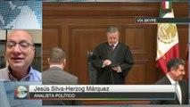 Jesús Silva | El proceso para elegir nuevo juez debe ser transparente