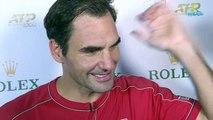 ATP - Shanghai 2019 - The revenge of Roger Federer in Shanghai against Albert Ramos-Vinolas who had beaten him here in 2015