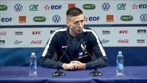 """Bleus - Lenglet : """"Griezmann est très heureux à Barcelone"""""""