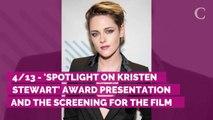 PHOTOS. Kristen Stewart laisse entrevoir son soutien-gorge en dentelle