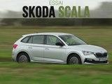 Essai Skoda Scala 1.6 TDi 116 Ambition 2019
