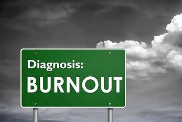 A Burnout Is An Official Diagnosis Now