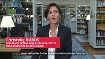 Consultation Revenu universel d'activité | Christelle Dubos