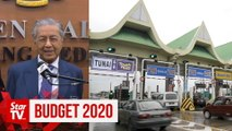 PM: Four highways and reducing toll charges by 18% still under discussion