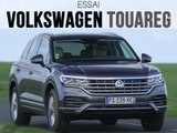 Essai Volkswagen Touareg 3.0 V6 TDi 231 4Motion Tiptronic 8 Carat Exclusive 2019