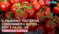 Les tomates pourraient améliorer la fertilité masculine