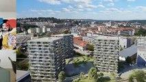 A vendre - Appartement - Fribourg (1700) - 3 pièces - 83m²