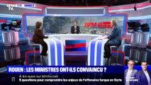 Rouen: les ministres ont-ils convaincu ? - 11/10