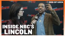 NYCC (2019) - NBC's Lincoln Cast Interview