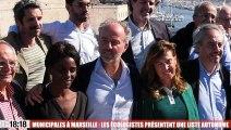 Municipales à Marseille : les écologistes présentent une liste autonome