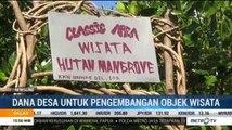 Warga Manyampa Gunakan Dana Desa untuk Bangun Wisata Mangrove
