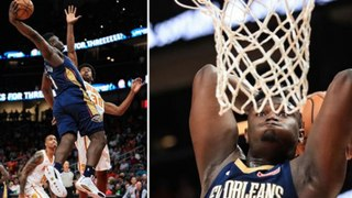 Zion Williamson's NBA Debut Turned Into All Out DUNK Fest As New Look Pelicans TERRORIZE NBA!