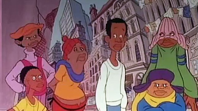 Fat Albert E006 (Moving)