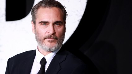 Joaquin Phoenix shared 'Joker' script with family before signing on