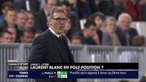 Laurent Blanc contacté par l'OL !
