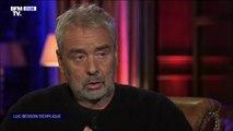 """""""Cette affaire est un mensonge de A à Z."""" Accusé de viol, Luc Besson s'exprime"""