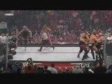 HBK , jeff Hardy ,chris jericho vs JBL & snitsky & Umaga.wmv