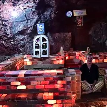 KHEWRA SALT MINE - World's second largest salt mine in Pakistan