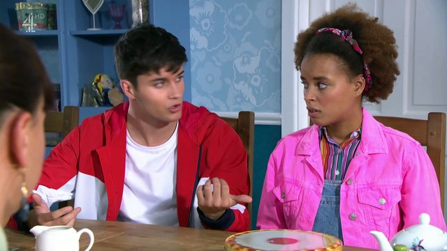 Hollyoaks 8th October 2019