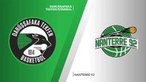 Darussafaka Tekfen Istanbul - Nanterre 92 Highlights | 7DAYS EuroCup, RS Round 2