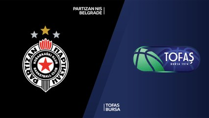 7Days EuroCup Highlights Regular Season, Round 2: Partizan 93-80 Tofas
