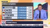 Les marchés parisiens: les tensions commerciales refont surface - 08/10