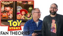 Toy Story Creators Break Down Fan Theories from Reddit
