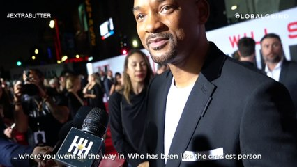 Will Smith Reveals What LeBron James Brings Up Every Time They See Each Other   Extra Butter