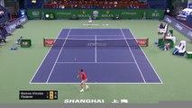 Shanghai - Federer sans trembler contre Ramos-Vinolas