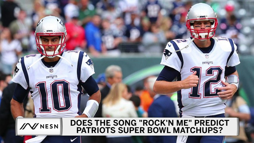 Is Patriots vs. 49ers In Super Bowl LIV Already Set In Song?