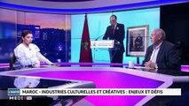 Maroc - Industries culturelles et créatives .. Enjeux et défis  - 08/10/2019