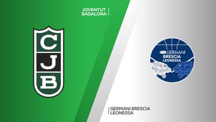 7Days EuroCup Highlights Regular Season, Round 2: Joventut 81-68 Brescia