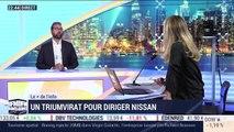 Le + de l'info: un triumvirat pour diriger Nissan - 08/10