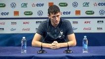 Bleus - Pavard n'est pas inquiet pour Giroud