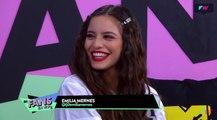 Emilia Mernes y La Bala en MTV Fans en Vivo