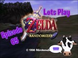 Lets Play - Legend of Zelda - Ocarina of Time Randomizer Cowsanity Edition - Episode 05 - Kakariko Village