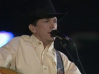 George Strait - She'll Leave You With A Smile