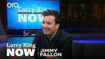 Jimmy Fallon on performing with Paul McCartney and Bruce Springsteen