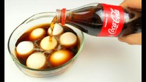 10 CREATIVE KİTCHEN TRİCKSSS vs Coca cola