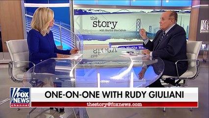 2019 OCT 05 Giuliani; Rudy Giuliani speaks out on Ukraine