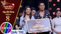 THVL | Tuyệt đỉnh song ca - Cặp đôi vàng 2019 | Tập 8[6]: Kết quả