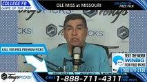 Mississippi Missouri College Football Pick 10/12/2019