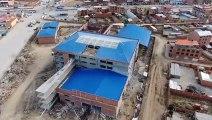 Construcción Instituto Técnico el Alto