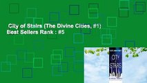 City of Stairs (The Divine Cities, #1)  Best Sellers Rank : #5