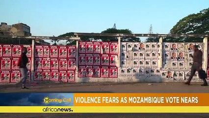 Mozambique : la campagne électorale marquée par des violences[Morning Call]