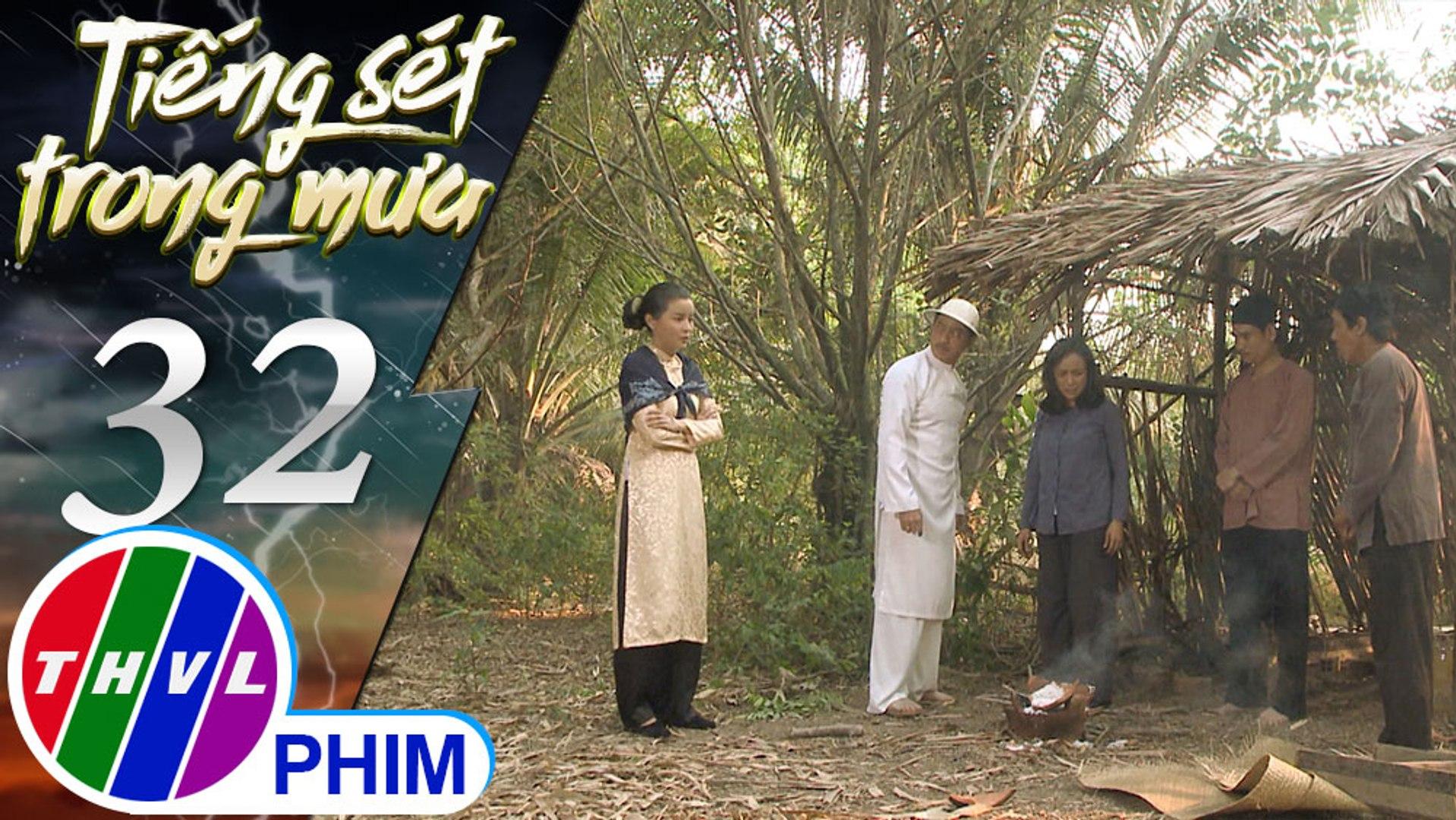 THVL | Tiếng sét trong mưa - Tập 32[6]: Hai Sáng kéo người đến kiếm chuyện đuổi Hiểm đi