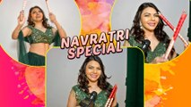 Sherlyn Chopra PLAYING DANDIYA In A Never Seen Before Avatar | Navratri 2019 | EXCLUSIVE