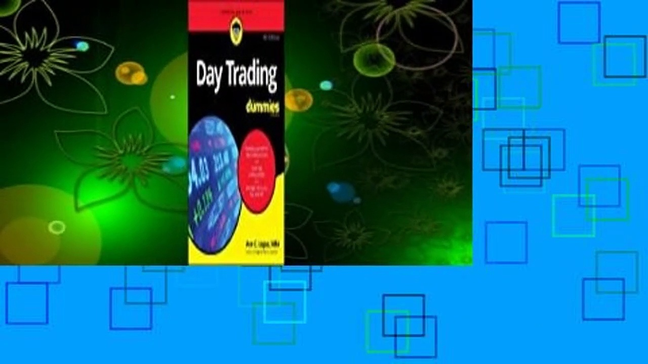 [Read] Day Trading for Dummies  Review